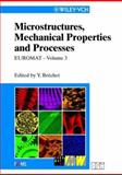 EUROMAT 99, Microstructures, Mechanical Properties and Processes Vol. 3 : Computer Simulation and Modelling, H. Shercliff, 3527301224