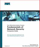 Fundamentals of Network Security Companion Guide, Cisco Press Staff and Cisco Networking Academy Program Staff, 1587131226