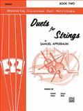 Duets for Strings, Samuel Applebaum, 0769231225