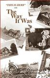 The Way It Was, Herb Plambeck, 0963581228