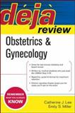 Obstetrics and Gynecology, Lee, Catherine J. and Miller, Emily S., 0071481222