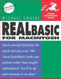 Realbasic for Macintosh, Michael Swaine, 0201781220