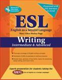ESL Intermediate/Advanced Writing, Mary Ellen Munoz Page, 0738601225