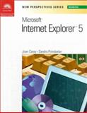 Microsoft Internet Explorer 5 : Introductory, Carey, Joan and Poindexter, Sandra E., 0760071225