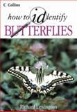 How to Identify Butterflies, Richard Lewington, 0002201232