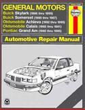 Haynes GM N-Cars Owners Workshop Manual 1985, Haynes Publications Staff, 1563921235