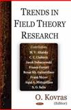 Trends in Field Theory Research, Kovras, O., 159454123X