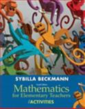 Mathematics for Elementary Teachers, Beckmann, Sybilla, 0321901231