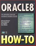 Oracle 8 : Intermediate - Advanced, Dalberth, Paul and Kaplan, Ari, 1571691235