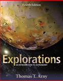 Explorations : An Introduction to Astronomy with Starry Nights Pro DVD (V. 5. 0), Arny, Thomas T., 0077221230