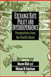 Exchange Rate Policy and Interdependence : Perspectives from the Pacific Basin, , 0521041236