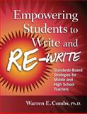 Empowering Students to Write and Re-Write 9781596671232