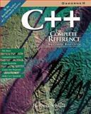C++ : The Complete Reference, Schildt, Herbert, 0078821231