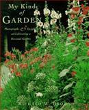 My Kind of Garden, Richard W. Brown, 0395791235