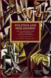 Politics and Philosophy, Mikko Lahtinen, 1608461238
