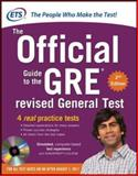 The Official Guide to the GRE, Educational Testing Service, 007179123X