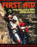 First Aid for Colleges and Universities, Hafen, Brent Q. and Frandsen, Kathryn J., 0205291236