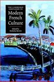 The Cambridge Companion to Modern French Culture, , 0521791235