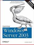 Learning Windows Server 2003, Hassell, Jonathan, 0596101236
