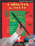 3 Minutes to Flute, David Harp, 0918321239
