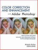 Color Correction and Enhancement with Adobe Photoshop, Michelle Perkins, 1584281235