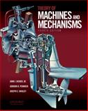 Theory of Machines and Mechanisms, Uicker, John Joseph and Pennock, Gordon R., 0195371232