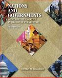 Nations and Government : Comparative Politics in Regional Perspective, Magstadt, Thomas M., 0534631231