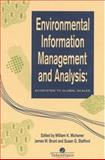 Environmental Information Management and Analysis : Ecosystem to Global Scales, , 0748401237