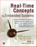 Real-Time Concepts for Embedded Systems, Li, Qing and Yao, Caroline, 1578201241