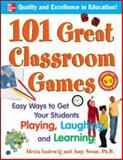 101 Great Classroom Games, Alexis Ludewig and Amy Swan, 0071481249