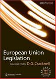 European Union Legislation, Cracknell, D. G., 0415451248