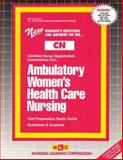 Ambulatory Women's Health Care Nursing, Rudman, Jack, 0837361249