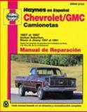 Chevrolet and Gmc Full Size Pick Ups, 1967-91, John Haynes, 1563921243