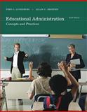 Educational Administration : Concepts and Practices, Lunenburg, Fred C. and Ornstein, Allan C., 1111301247