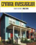 Criminal Investigation, Berg, Bruce L., 0073401242