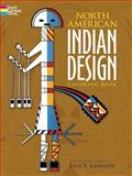 North American Indian Design Coloring Book, Paul E. Kennedy, 0486211258