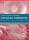Physical Chemistry for the Life Sciences, Atkins, Peter and dePaula, Julio, 1429231254