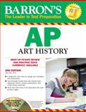 Barron's AP Art History with CD-ROM, 2nd Edition, John B. Nici M.A., 1438071256