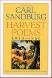 Harvest Poems, 1910-1960, Carl Sandburg, 0156391252