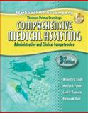 Comprehensive Medical Assisting : Administrative and Clinical Competencies, Pooler, Marilyn S. and Tamparo, Carol D., 1401881254