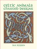 Celtic Animals Charted Designs, Ina Kliffen, 0486291251