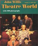 Theatre World 1990-1991, John Willis, 1557831254