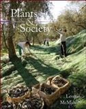 Plants and Society, Levetin, Estelle and McMahon, Karen, 0077221257