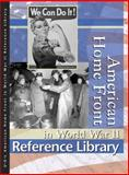 American Home Front in World War II Reference Library Cumulative Index, McNeill, Allison and Hanes, Richard Clay, 0787691259