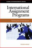 International Assignment Programs 9781586441258