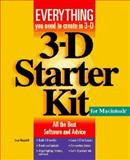 Three-D Starter Kit for Mac Users, Wagstaff, Sean, 1568301251