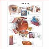 The Eye Anatomical Chart, Anatomical Chart Company Staff, 1587791269