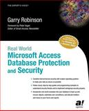 Real World Microsoft Access Database Protection and Security, Robinson, Garry, 1590591267