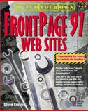 Build Your Own Frontpage, Graves, Steve, 1576101266
