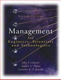 Management for Engineers, Scientists and Technologists, Chelsom, John V. and Payne, Andrew C., 0470021268
